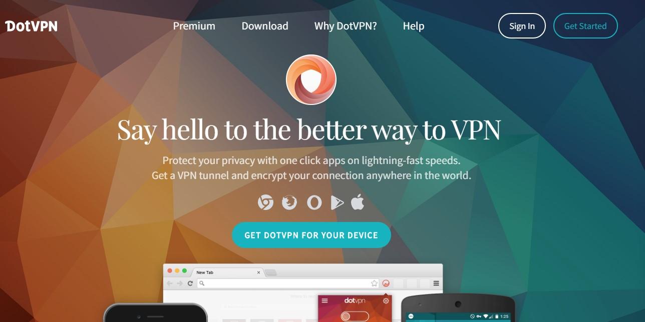 Opera free vpn for firefox