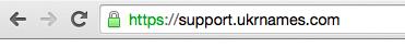domain ssl