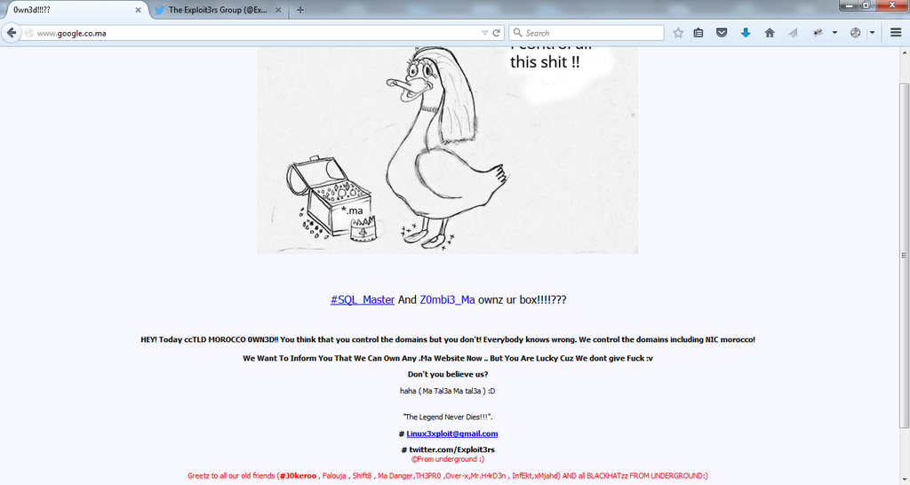 google-microsoft-kaspersky-labs-morocco-websites-hacked (1)