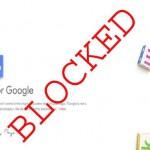 Веб-сайт Google 'Alphabet' заблокирован в Китае сразу после запуска