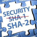 Часто задаваемые вопросы по переходу с алгоритма хэширования SHA-1 на SHA-2