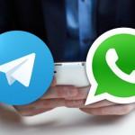 Мессенджер WhatsApp блокирует ссылки на Telegram