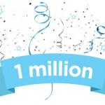 Регистрации в домене .top достигли миллионной отметки