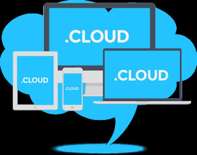 Стали известны первые результаты регистраций в домене .Cloud