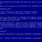 Запущен сайт, имитирующий «синий экран смерти»