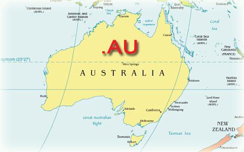 Австралийский ccTLD домен будет открыт для прямых регистраций