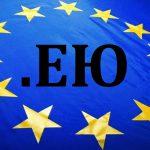 Запущен европейский домен .ею