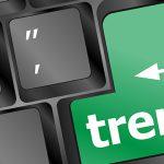 Тренды в регистрациях .com и .net  за июнь