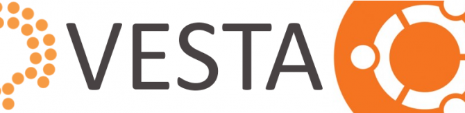 Установка бесплатной панели Vesta