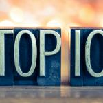 Топ-10 популярных слов в регистрациях .com и .net за август