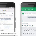 Новая опция в поиске Google порадует всех, кто предпочитает писать, а не звонить