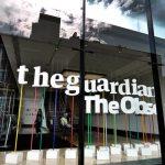 Guardian может лишиться домена-бдренда .theguardian