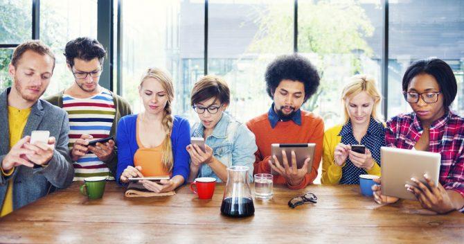 Поиск информации – самый популярный способ времяпровождения в интернете