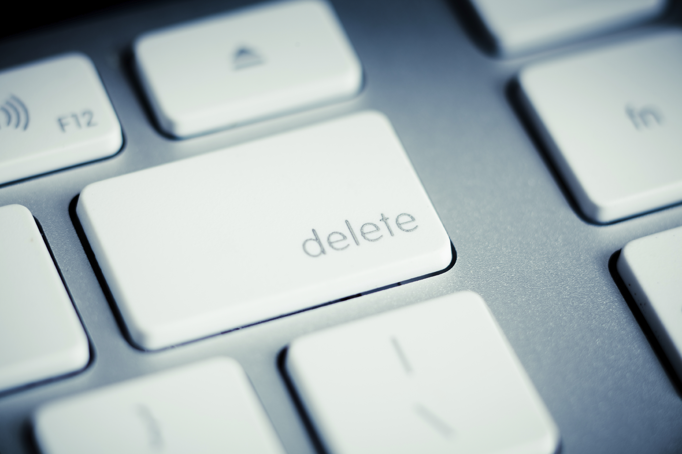 How to get files after shift delete