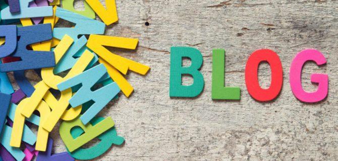 Кому принадлежат лучшие домены в зоне .blog?