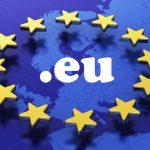Немного статистики по европейской зоне .eu