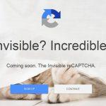 «Невидимая реКапча» от Google будет анализировать пользователей незаметно