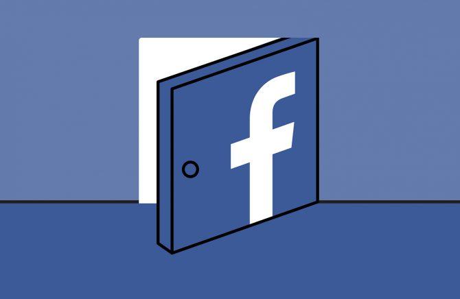 Facebook позволял видеть электронные адреса пользователей