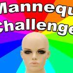 Mannequin challenge добрался и до доменной индустрии