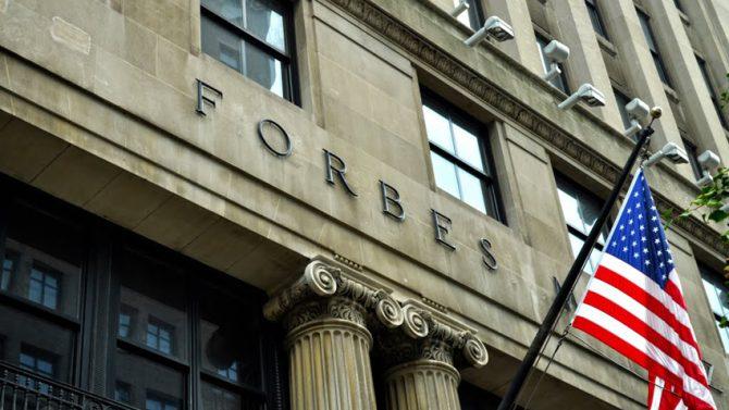 Forbes LLC пытается заблокировать домен forbes.net.ua через суд