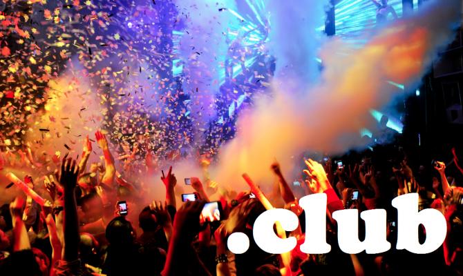 2016 год ознаменовался продажей около 2 000 премиум-имен в зоне .club