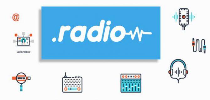 Домен .radio готов к запуску