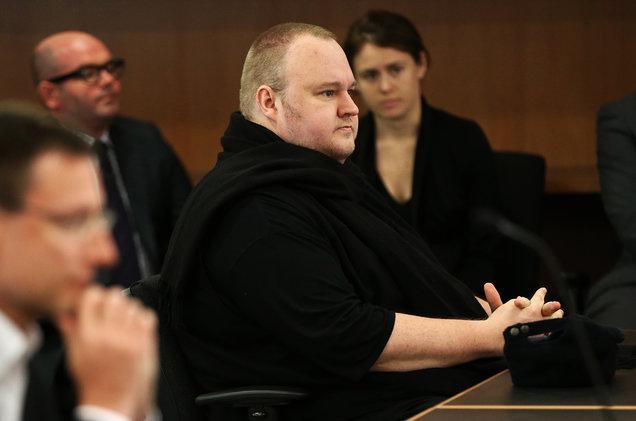Основателю Megaupload Киму Доткому грозит экстрадиция в США