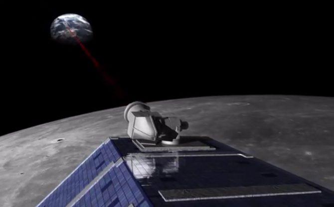 Nasa запустит космический лазер, который ускорит передачу данных в 100 раз