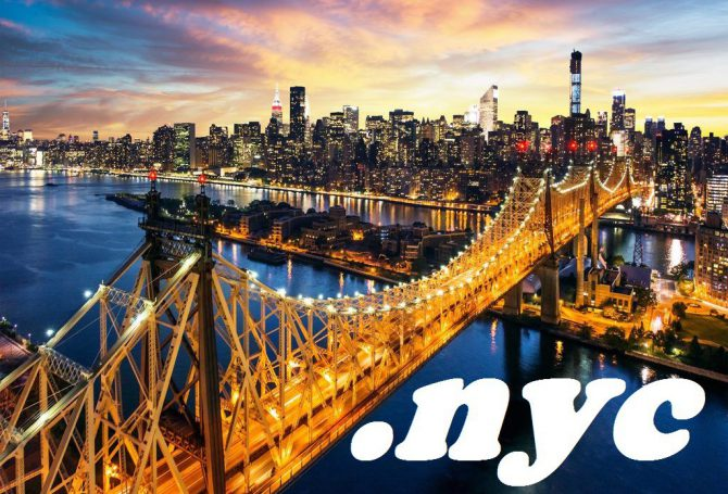 О результатах аукциона по «модным» доменам в зоне .nyc