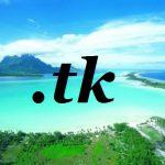 Доменная зона .tk лишилась около 6,3 млн регистраций