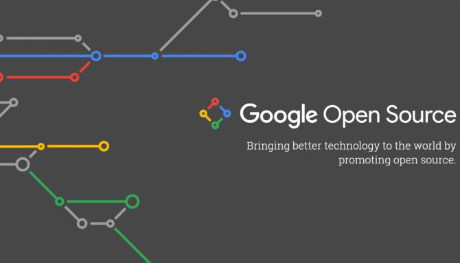 Все Open Source проекты от Google теперь на одном сайте
