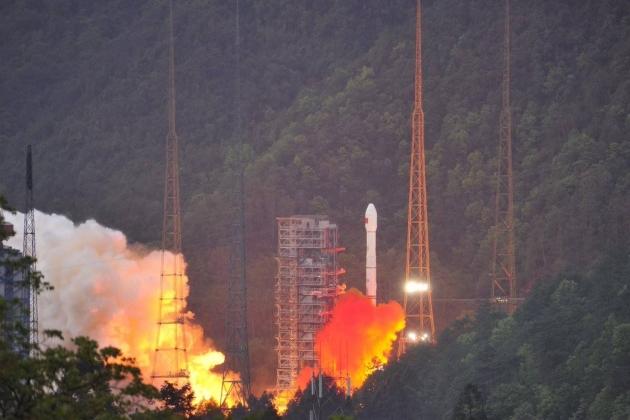 Китай запустил спутник для скоростного интернета
