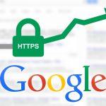 Сайты на https продолжают захватывать Google