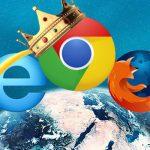 Chrome – король среди браузеров