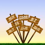 Выбираем доменное имя для сайта: 5 основных критериев