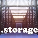Вторая жизнь домена .storage