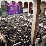В Киеве прошел форум о блокчейн-технологиях Ukrainian Blockchain Day: фотоотчет