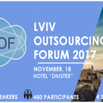 Lviv IT Outsourcing Forum 2017: строим здоровый IT сервисный бизнес в Украине