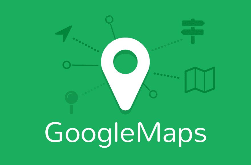 google maps - 880×580