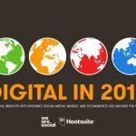 Статистика: 4 миллиарда пользователей и 1 миллиард лет в интернете