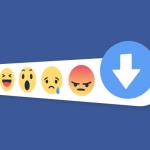 Facebook тестирует кнопку downvote для понижения комментариев