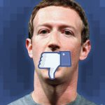 Акции Facebook упали на 24% – акционеры предлагают уволить Марка Цукерберга