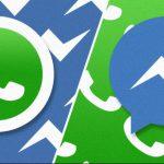 WhatsApp и Facebook Messenger признаны самыми незащищенными мессенджерами