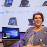 Microsoft анонсировала осеннее обновление Windows 10