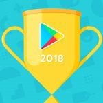 Google определила лучшие приложения 2018