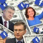 Facebook запустила поиск политической рекламы. Здесь видно бюджеты украинских кандидатов в президенты