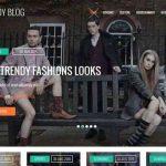 Бесплатные HTML5/CSS3 шаблоны для персональных блогов