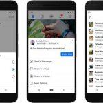 Facebook изменит дизайн – посмотри, как будет выглядеть сайт и приложения