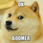"""Мем """"Окей, бумер"""" розходиться по доменних зонах"""