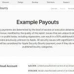 Apple заплатить $100 000, якщо знайдеш баги у їхньому софті